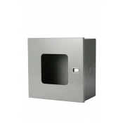 SURFACE MOUNT  VALVE CABINETS 14X 14X6 GREY