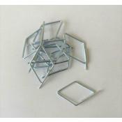 Diamond Tag Fasteners - 1000 per bag