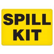 "Spill Kit (7""x10"") Self Adhesive"