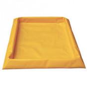 "45 Gal 6-Drum SpillNEST, 57.5"" x 83""-Yellow"