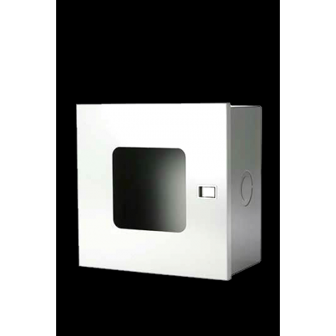 SURFACE MOUNT  VALVE CABINETS 14X 14X6 WHITE