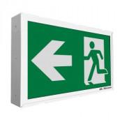Mircom Running Man LED Steel Sign