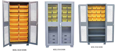 Buy Clearview Door Heavy Duty Security Storage Cabinets C
