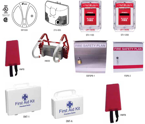 Buy Alarms    Safety Products From Herbert Williams In Canada