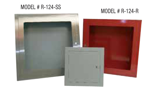 Buy Fire Hose, Extinguisher and Valve Cabinets from Herbert ...